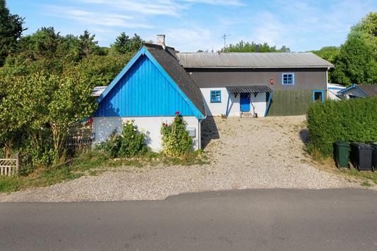 Villa på Nordlundevej i Horslunde - Ejendom 1