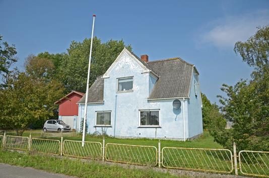 Landejendom på Øster Nordlundevej i Nakskov - Hus