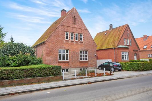 Villa på Svingelsvej i Nakskov - Ejendommen