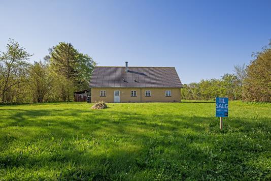 Villa på Godthåbsvej i Stokkemarke - Ejendommen