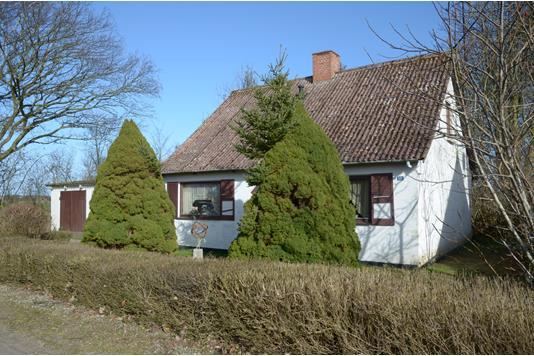 Villa på Spurvevej i Torrig L - Ejendommen