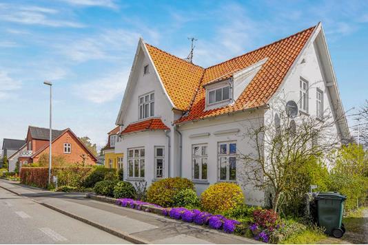 Villa på Højrebygade i Søllested - Ejendommen