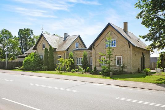 Villa på Vestre Landevej i Stokkemarke - Ejendommen