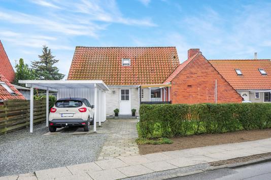 Villa på Krukholmvej i Nakskov - Ejendommen