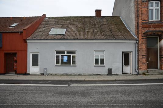 Villa på Vejlegade i Nakskov - Andet