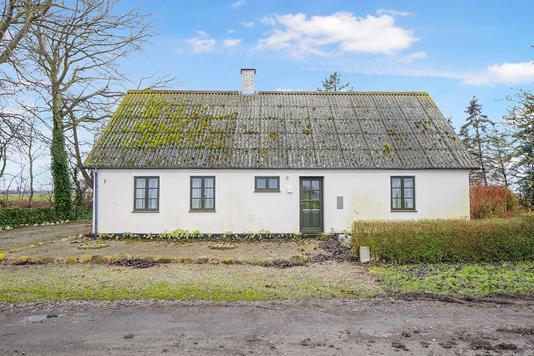 Villa på Havsnæsvej i Nakskov - Ejendommen