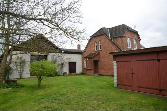 Villa på Byskovvej i Horslunde - Ejendommen