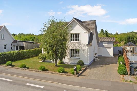 Villa på Hovedgaden i Søllested - Ejendom 1