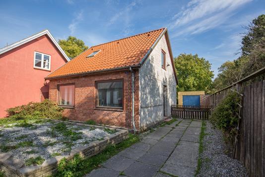 Villa på Blocksvej i Nakskov - Ejendommen