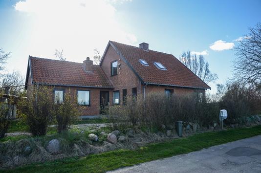 Villa på Madevejen i Horslunde - Ejendommen