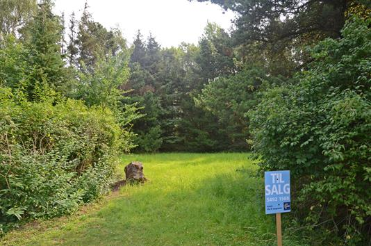 Fritidsgrund på Stubbegårdsparken i Nakskov - Byggegrund