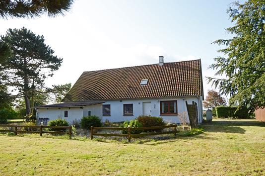Villa på Tårsvej i Harpelunde - Ejendommen