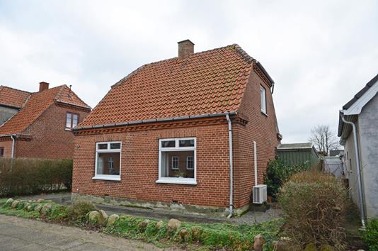 Villa på Jødevej i Nakskov - Ejendommen