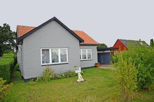 Villa på Rudbjergvej i Vesterborg - Ejendommen