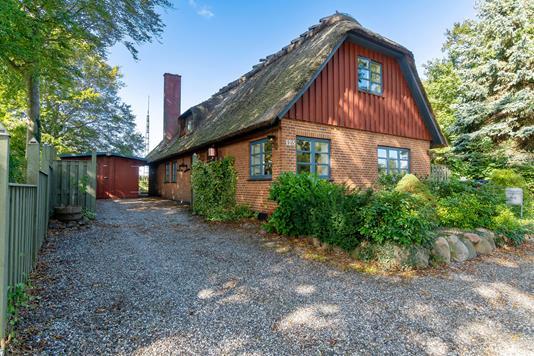 Villa på Toftevej i Horslunde - Ejendommen