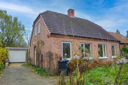 Villa på Rosningevej i Vesterborg - Ejendommen