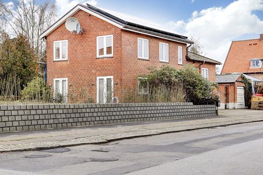 Villa på Kærvangen i Gentofte - Ejendommen