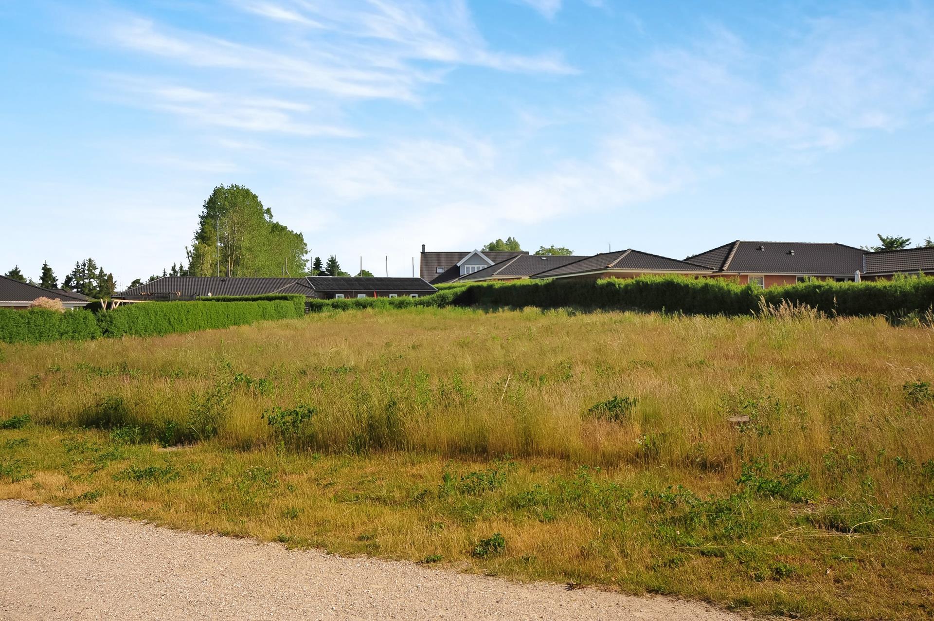 Helårsgrund på Thyrasvej i Holmegaard - Ejendommen