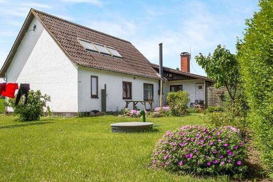 Villa på Skovvangsvej i Herlufmagle - Ejendommen