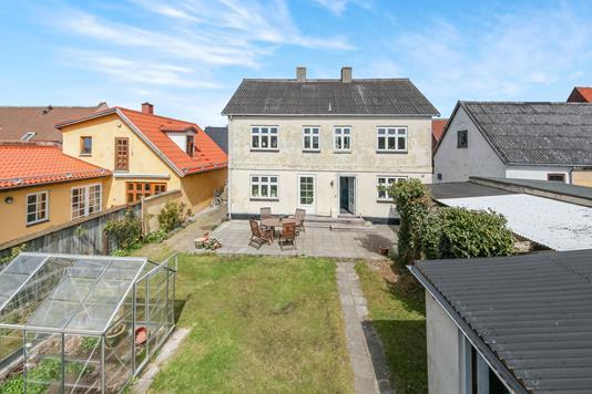 Villa på Lindevej i Næstved - Ejendommen