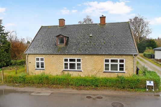 Villa på Bogø Hovedgade i Bogø By - Ejendom 1