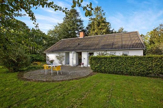 Villa på Ulstrupvej i Herlufmagle - Facade