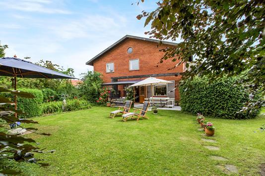 Villa på Møllevej i Næstved - Ejendommen