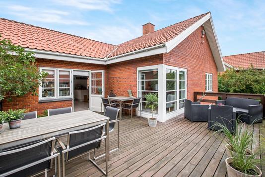 Villa på Lindebjerggårdsvej i Næstved - Ejendommen