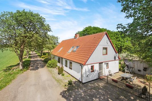 Villa på Fællesejevej i Næstved - Ejendommen