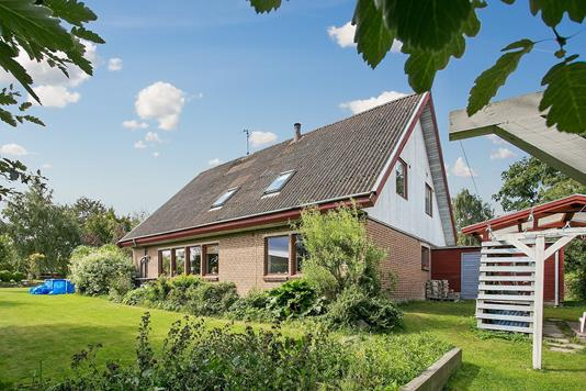 Villa på Holsteinborgvej i Rude - Andet