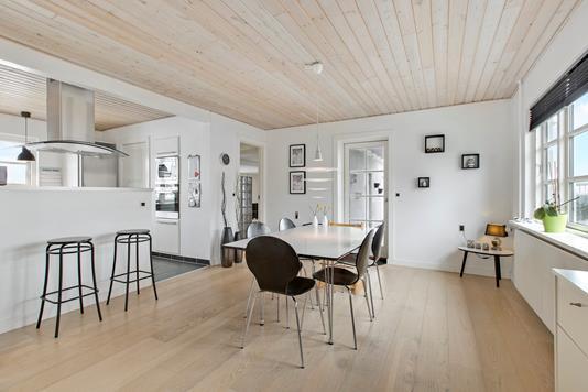 Villa på Kongshøjvej i Næstved - Alrum