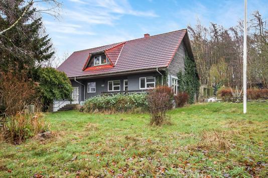 Villa på Landevejen i Næstved - Ejendommen