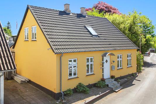 Villa på Kornbakken i Næstved - Ejendom 1