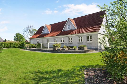 Villa på Stenhusvænge i Næstved - Ejendommen