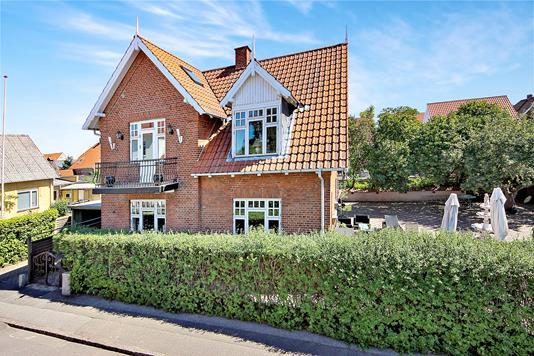 Villa på Nyvej i Næstved - Ejendommen