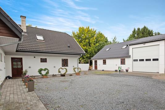 Villa på Borupvej i Rønnede - Ejendom 1