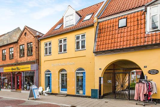 Andelsbolig på Ringstedgade i Næstved - Ejendom 1