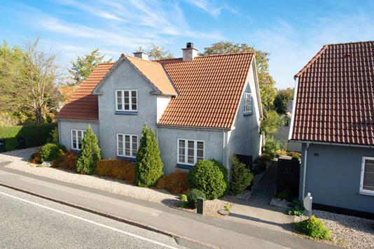 Villa på Langgade i Sandved - Ejendom 1