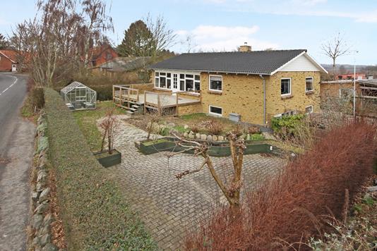 Villa på Fodbygade i Næstved - Ejendom 1
