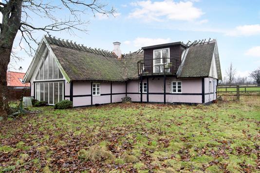 Villa på Kærvej i Tappernøje - Ejendom 1