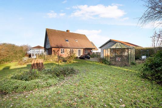 Villa på Gunderslevlillevej i Fuglebjerg - Ejendom 1