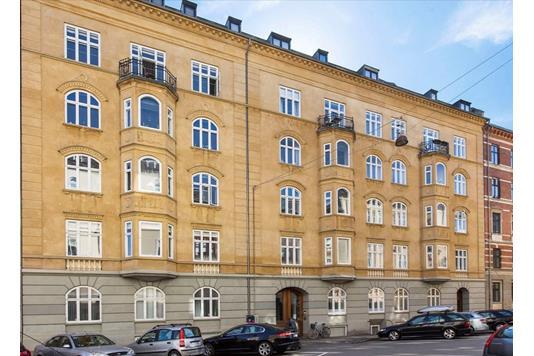 Ejerlejlighed på Malmøgade i København Ø - Andet