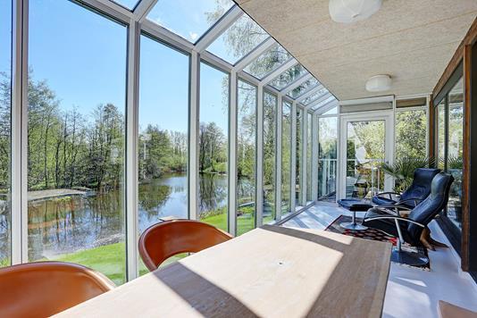 Villa på Elme Alle i Værløse - Stue