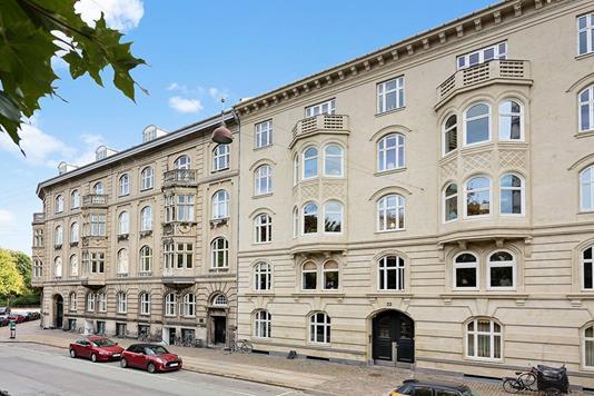Ejerlejlighed på Upsalagade i København Ø - Andet