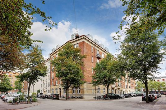Ejerlejlighed på Silkeborggade i København Ø - Ejendommen