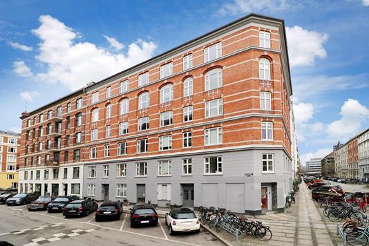 Ejerlejlighed på Fiskedamsgade i København Ø - Ejendommen