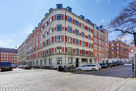 Ejerlejlighed på Willemoesgade i København Ø - Ejendommen