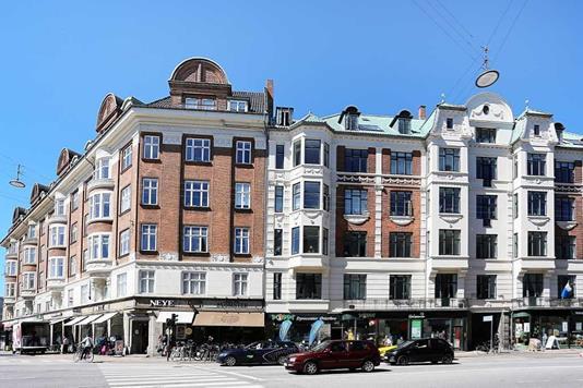 Ejerlejlighed på Østerbrogade i København Ø - Ejendommen