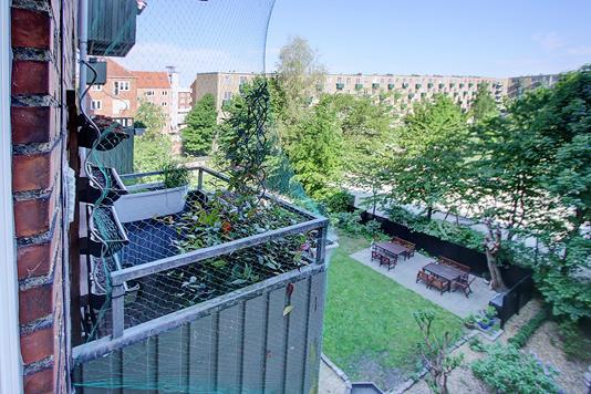 Ejerlejlighed på Birkedommervej i København NV - Udsigt
