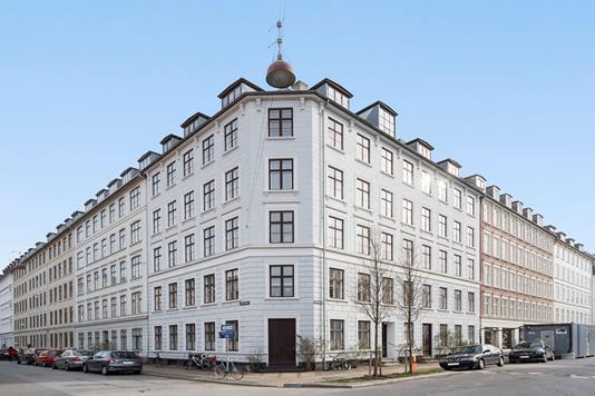 Ejerlejlighed på Borgergade i København K - Andet